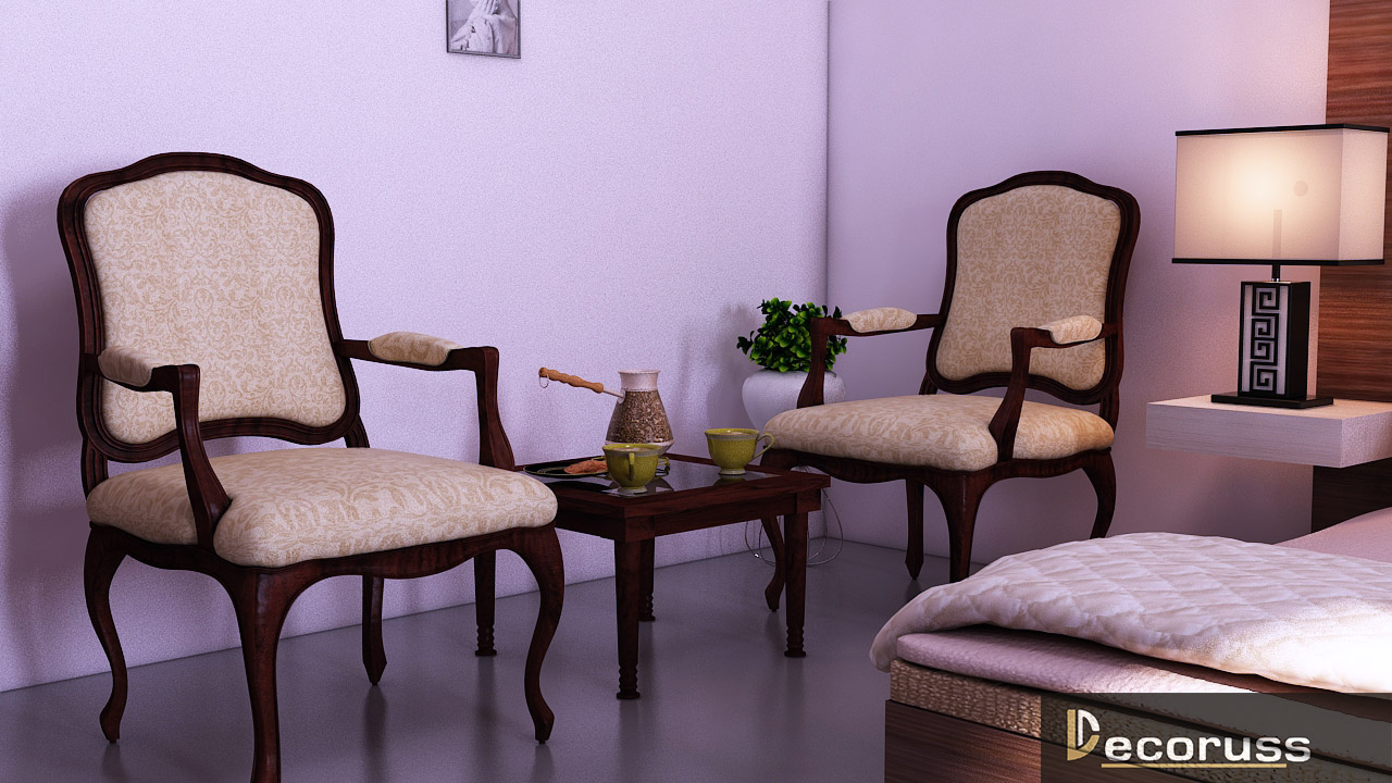 custmized furniture for interior desiging services