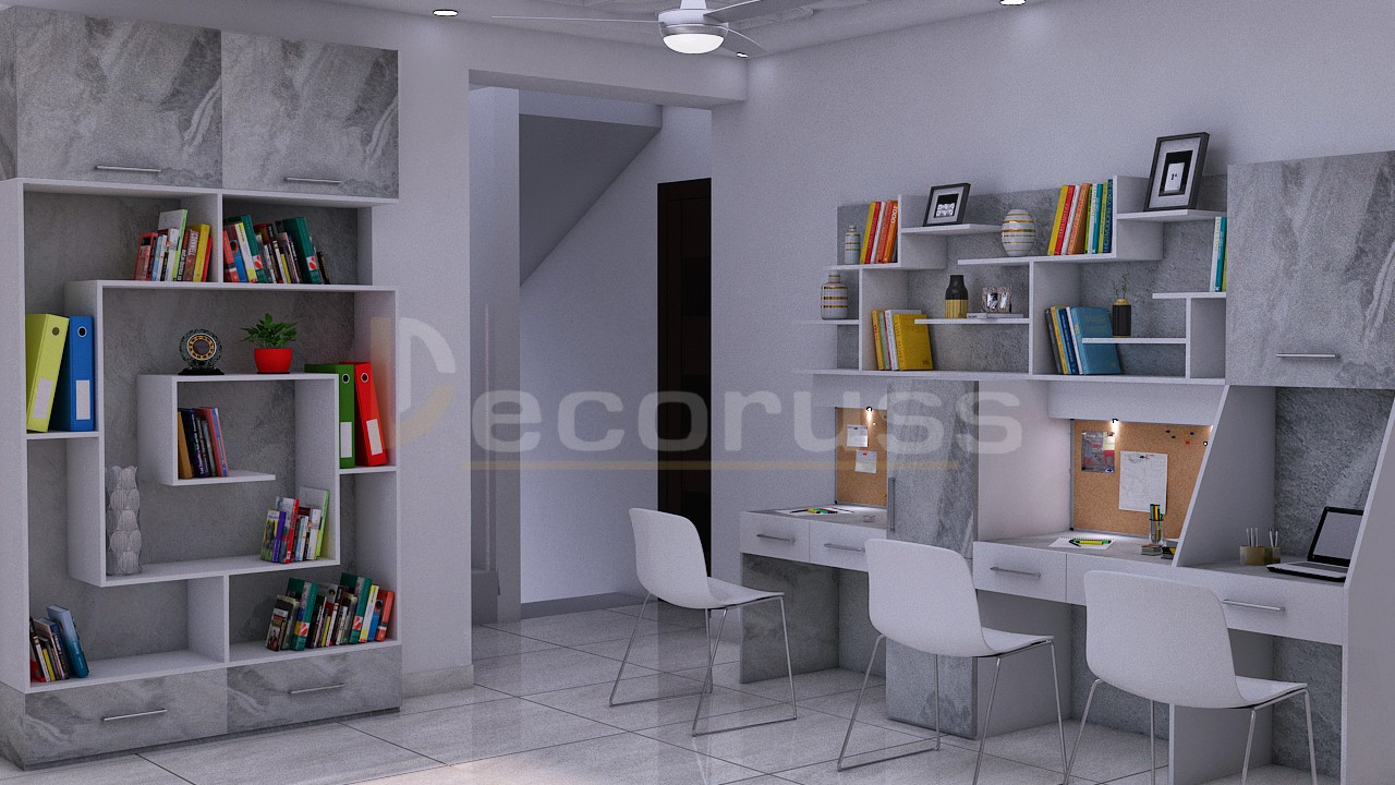 3D design for offices