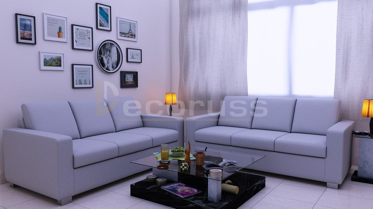 sofa set interior design Sitapur