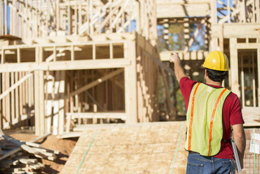 Construction and house building services