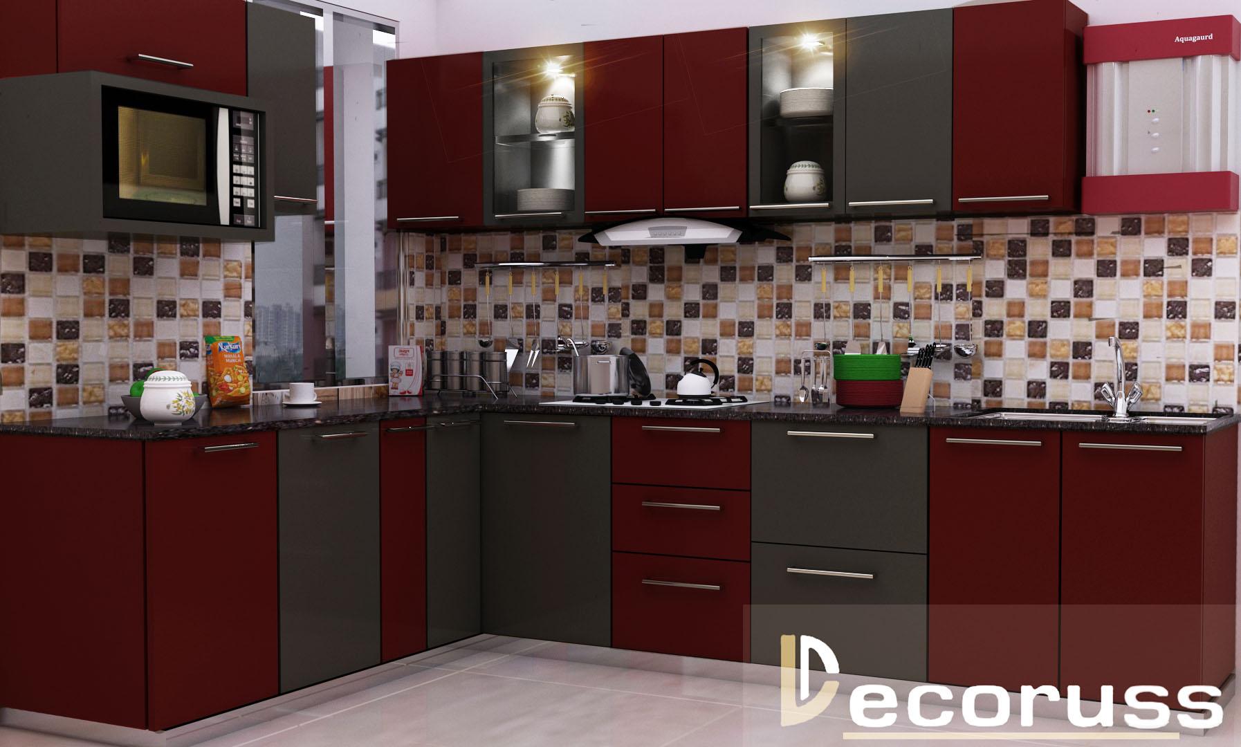 customized modular kitchen design ideas in varanasi