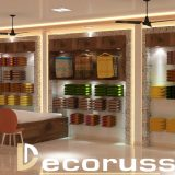 Commerial interior design in lucknow