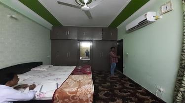 Renovation interior design portfolio before image