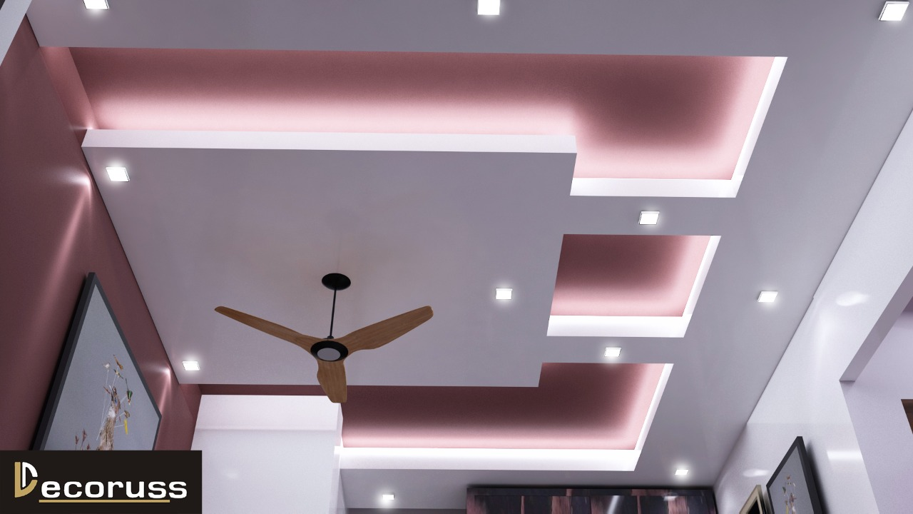 FALSE CEILING interior desiging services