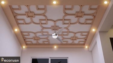 false ceiling design portfolio