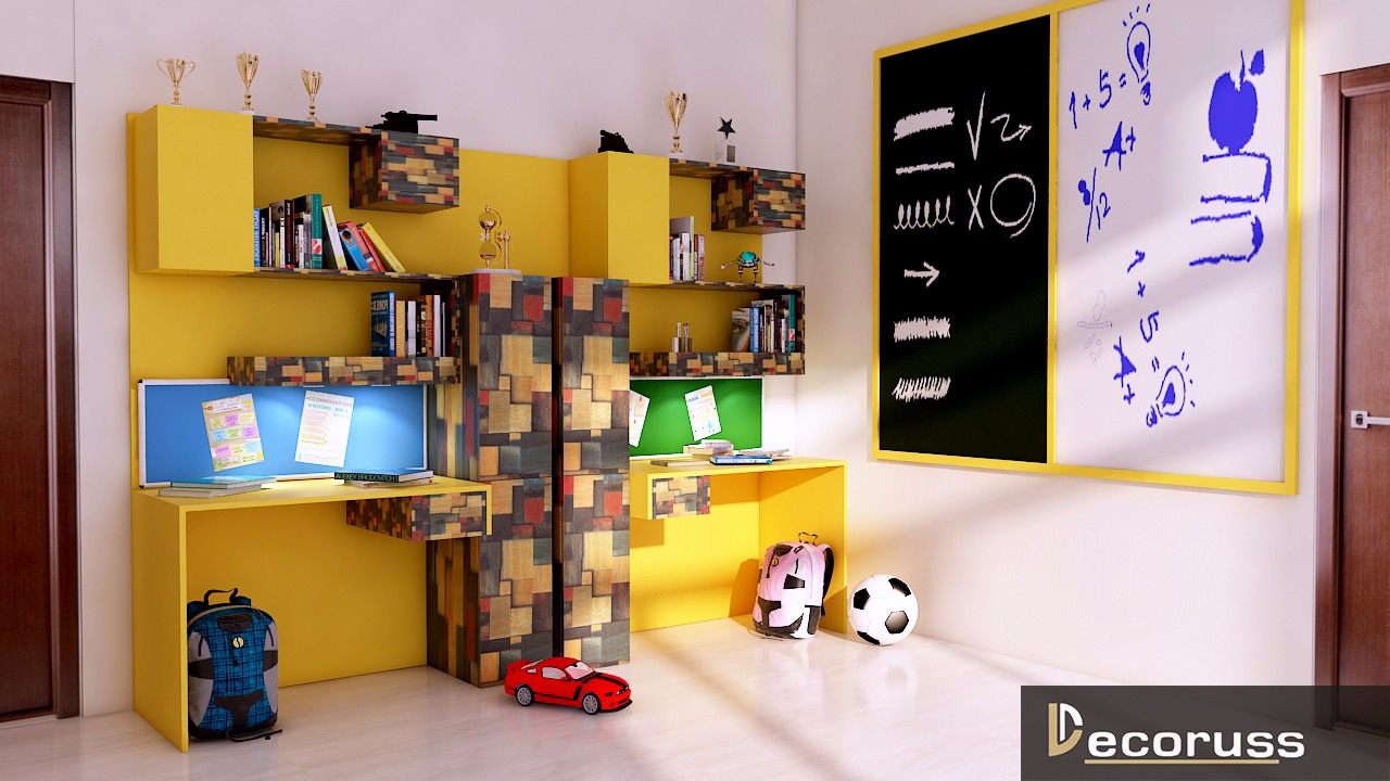 custmoized furniture for the kids room