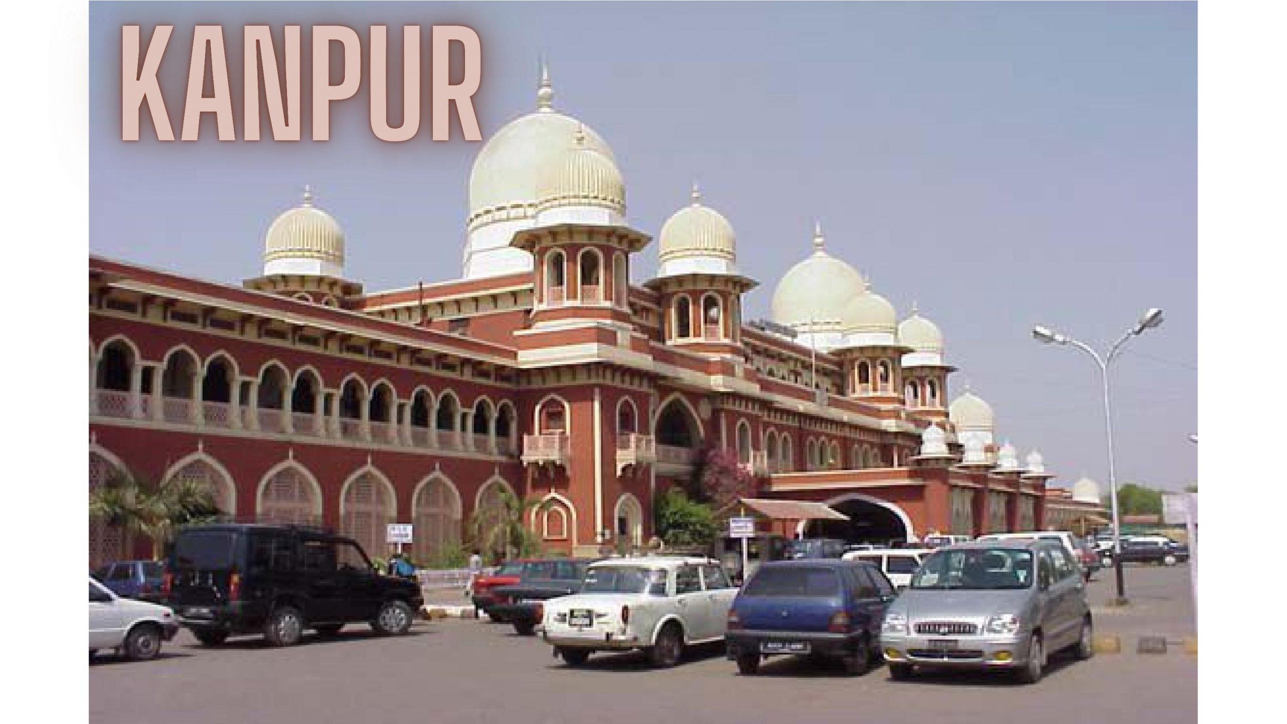 kanpur station interior designer and decorator