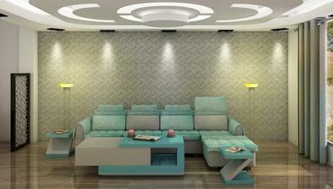 Resideintial interior design project