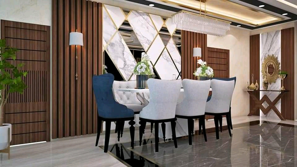 Dining table interior desigin ideas