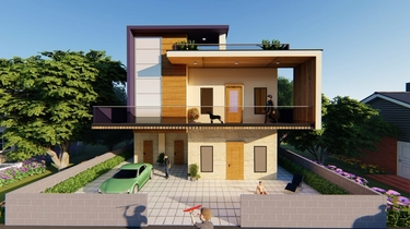 exterior design service for home and offices